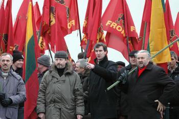 Доклад Социалистического народного фронта Литвы на 13 Международной встрече коммунистических и рабочих партий
