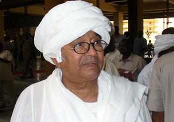 Фарук Абу Эйса, лидер Суданских сил национального консенсуса