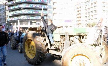 Всеобщая забастовка 20/02/13. Грандиозный стачечный митинг ПАМЕ в Афинах. Массовые митинги в более чем 70-и городах