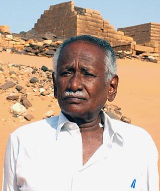 Мохамед Ибрагим Нугуд, Генеральный секретарь Суданской коммунистической партии
