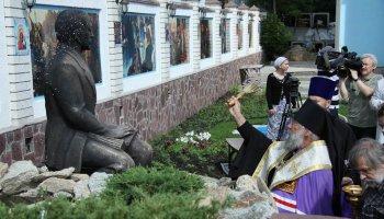 В Екатеринбурге открыли памятник русскому фашисту Ивану Ильину