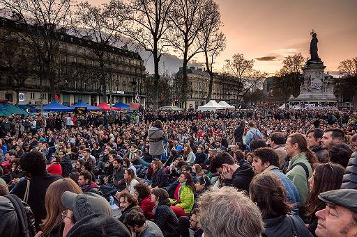 Франция, трудовые протесты 2016 г.