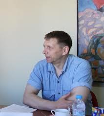 "Андрей Пригорь, председатель профсоюза ""Жанарту"""