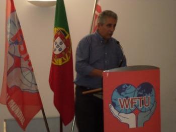 Генеральный секретарь ВФП Георгиос Маврикос