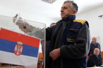 Выборы в Сербии