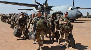 Партия труда против участия Бельгии в военной интервенции Франции в Мали