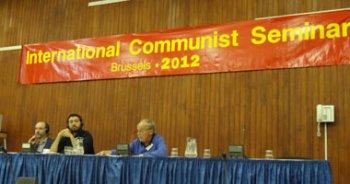 21-ый Международный Коммунистический Семинар в Брюсселе