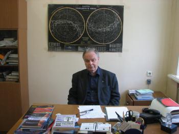Ефрем Павлович Левитан, популяризатор астрономии