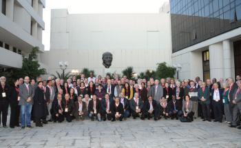 Завершение работы 13-й Международной встречи коммунистических и рабочих партий
